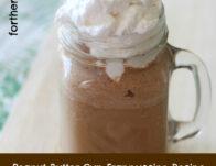 Homemade Peanut Butter Cup Frappuccino Recipe