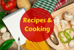 Recipes: Desserts, Main Dishes & More
