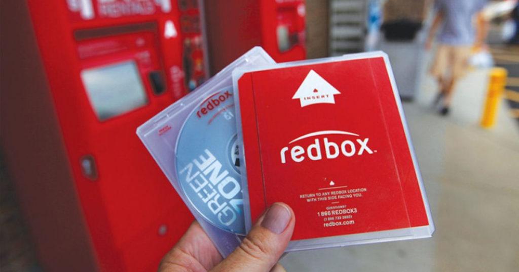 Redbox Game Rental