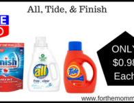 All, Tide, & Finish
