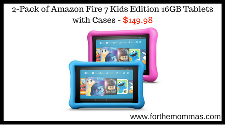 Amazon Fire 7 Kids Edition Tablets
