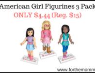 American Girl Figurines 3 Pack