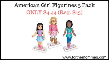 American Girl Figurines 3 Pack