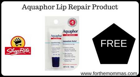 Aquaphor Lip Repair Product