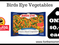 Birds Eye Vegetables