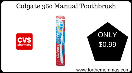 Colgate 360 Manual Toothbrush