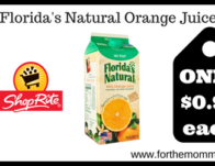 Florida's Natural Orange Juice ONLY $0.99 + More Deals Starting 2/19! {4 Day Digital Coupons}