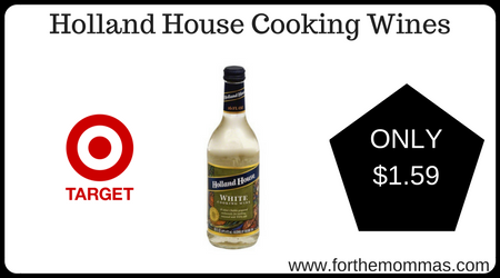 Holland House Cooking Wines