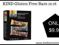 KIND Gluten Free Bars 12 ct