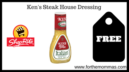Ken's Steak House Dressing