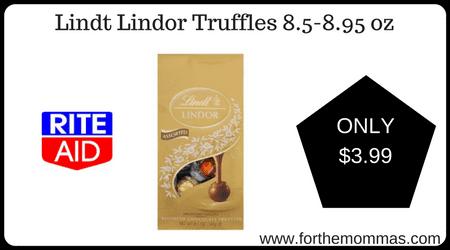 Lindt Lindor Truffles 8.5-8.95 oz