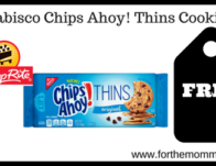Nabisco Chips Ahoy! Thins Cookies