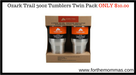 Ozark Trail 30oz Tumblers