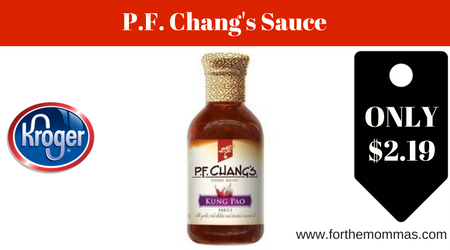Pf changs coupons 2019