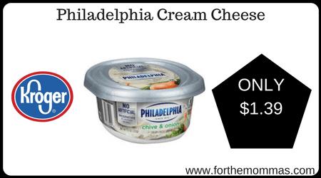 Philadelphia Cream Cheese