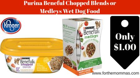 Dog Food Recall Purina Beneful