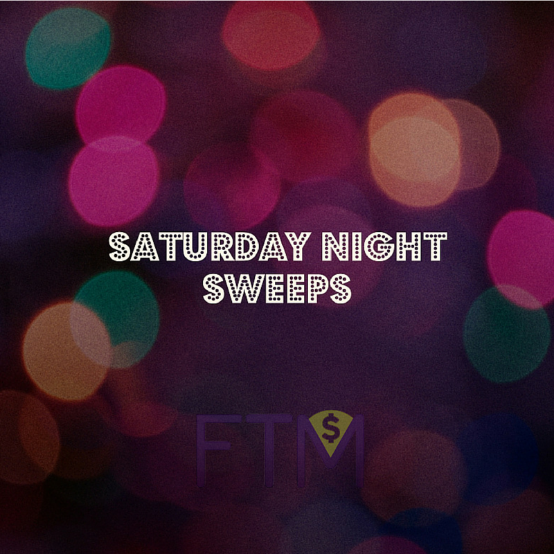 Saturday Night Sweeps 02/17/18: Win a $500 Amazon Gift Card & More