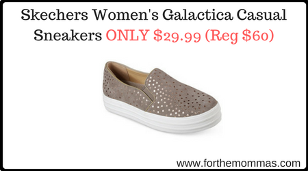 Skechers Women's Galactica Casual Sneakers