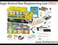 The Magic School Bus Engineering Lab