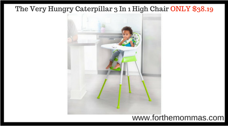 The Very Hungry Caterpillar 3 In 1 High Chair