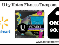 U by Kotex Fitness Tampons