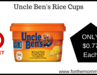 Uncle Ben's Rice Cups