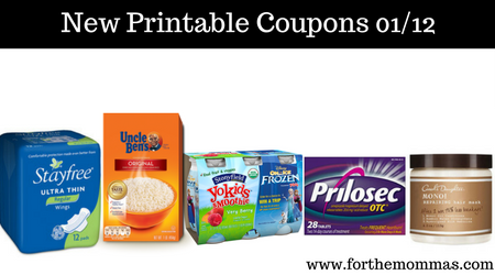 graphic about Carol's Daughter Printable Coupons named Most up-to-date Printable Discount codes 01/12: Conserve Upon Uncle Bens