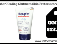 Aquaphor Healing Ointment Skin Protectant 3 Tubes