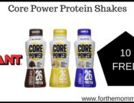 Core Power Protein Shakes