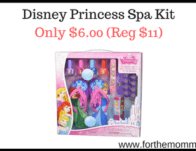 Disney Princess Spa Kit