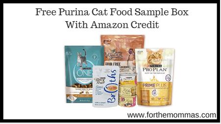 cat sample box