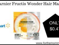 Garnier Fructis Wonder Hair Mask