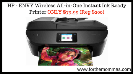 HP - ENVY Wireless All-in-One Instant Ink Ready Printer