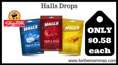 Halls Drops