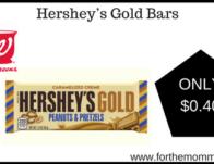 Hershey's Gold Bars