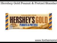 Hershey Gold Peanut & Pretzel Standard Bar
