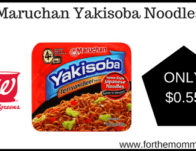 Maruchan Yakisoba Noodles