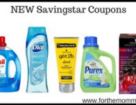 NEW Savingstar Coupons