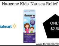 Nauzene Kids' Nausea Relief