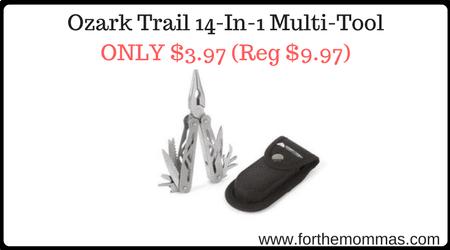 Ozark Trail 14-In-1 Multi-Tool
