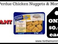 Perdue Chicken Nuggets & More