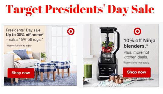 target presidents 39 day sale up to 30 off ftm. Black Bedroom Furniture Sets. Home Design Ideas