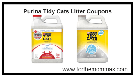 image regarding Tidy Cat Litter Coupons Printable called Print Previously! Fresh Purina Tidy Cats Muddle Discount coupons! - FTM