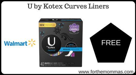 U by Kotex Curves Liners