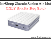 WonderSleep Classic Series Air Mattress