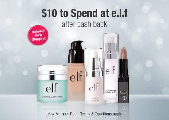 FREE e.l.f Cosmetics