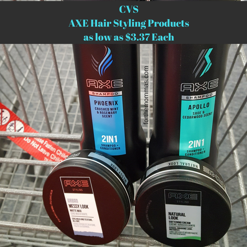 AXE Men's Hair Styling Products
