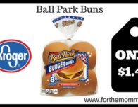 Ball Park Buns