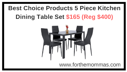 5 Piece Dining Set Under 400