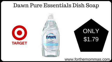 Dawn Pure Essentials Dish Soap